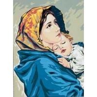 La Madonna del riposo d'après Ferruzzi