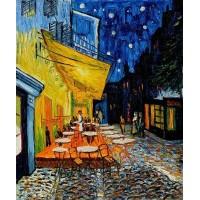 Terrase de café le soir, Van-Gogh