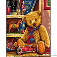 Mon vieux teddy