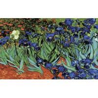 Lirios Van Gogh