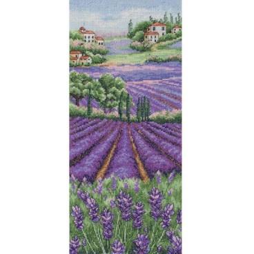 Provence Lavender Scape