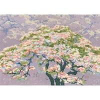 A tree in Blossom, William Giles