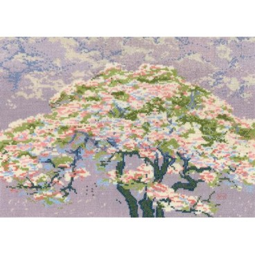 A tree in Blossom, William Giles