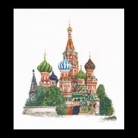Catedral de la Basílica de Moscú