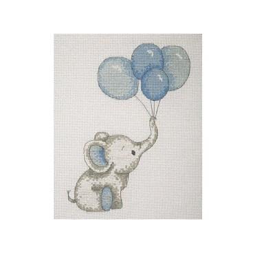 Elefant amb Globus
