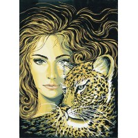 Leopard Maiden