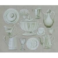 Vaisselle Romantique
