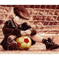 Le petit Footballeur de Kim Anderson
