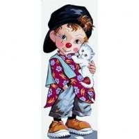 Le petit clown d´apres PIO