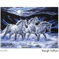 Manada de caballos
