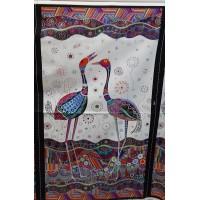 Panell ocells exotics