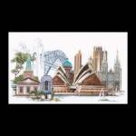 ciudades y momumentos